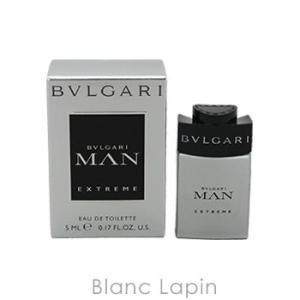 【ミニサイズ】 ブルガリ BVLGARI ブルガリマンエクストリーム EDT 5ml [976087] blanc-lapin