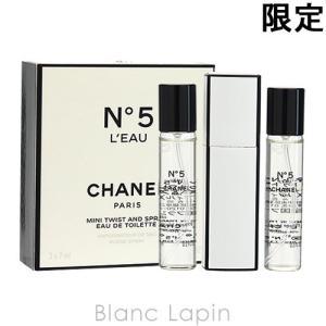 シャネル CHANEL No.5ロー EDT ミニツィスト&スプレイ 7mlx3 [054873]|blanc-lapin