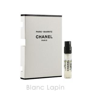 【ミニサイズ】 シャネル CHANEL パリビアリッツ EDT 1.5ml [056715]|blanc-lapin
