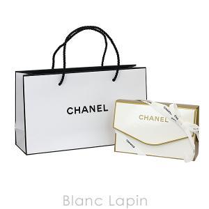 シャネル CHANEL ギフトボックス パッケージタイプ #ホワイト/ゴールド [069401]|blanc-lapin