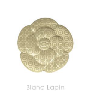 【ノベルティ】 シャネル CHANEL カメリアステッカー #ゴールド [059853]【メール便可】|blanc-lapin