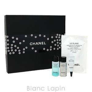 【ノベルティ】 シャネル CHANEL LE Lトライアルボックスセット3 [054971]|blanc-lapin