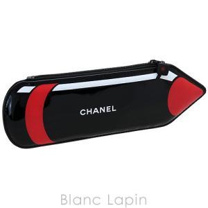 【ノベルティ】 シャネル CHANEL コスメポーチ ルルージュクレイヨンドゥクルール #ブラック [045283]|blanc-lapin