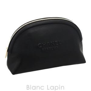 【ノベルティ】 シャネル CHANEL コスメポーチ ラウンド #ブラック [073897]|blanc-lapin
