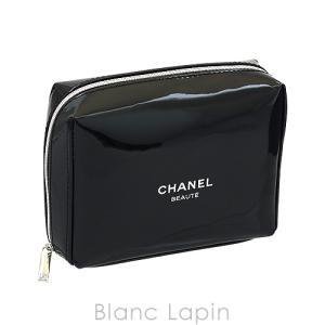 【ノベルティ】 シャネル CHANEL コスメポーチ スクエア #ブラック [069036]|blanc-lapin