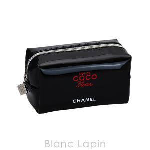 【ノベルティ】 シャネル CHANEL コスメポーチ ルージュココブルーム #ブラック [076935]【hawks202110】|blanc-lapin