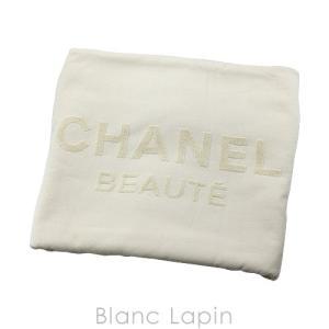 【ノベルティ】 シャネル CHANEL 大判タオル [057118]|blanc-lapin