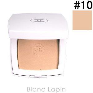 シャネル CHANEL ルブランコンパクトラディアンス #10 ベージュ 12g [749106]【メール便可】|blanc-lapin