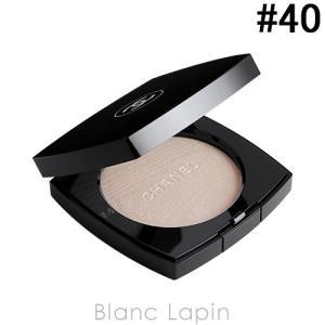 シャネル CHANEL プードゥルルミエール #40 ホワイト オパール 8.5g [304404]【メール便可】|blanc-lapin
