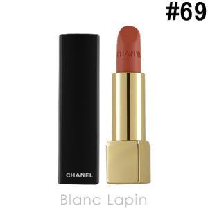 シャネル CHANEL ルージュアリュールヴェルヴェット #69 アプストレ 3.5g [626902]【メール便可】|blanc-lapin