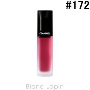 【テスター】 シャネル CHANEL ルージュアリュールインク #172 エクスプレシオン 6ml [057507]【メール便可】|blanc-lapin