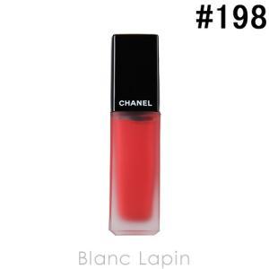 シャネル CHANEL ルージュアリュールインク #198 コルナリン 6ml [651980]【メール便可】|blanc-lapin