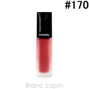 【テスター】 シャネル CHANEL ルージュアリュールインク #170 ユフォリ 6ml [059884]【メール便可】|blanc-lapin