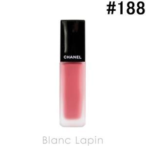 【テスター】 シャネル CHANEL ルージュアリュールインク #188 レーヴ 6ml [071329]【メール便可】|blanc-lapin