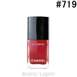 シャネル CHANEL ヴェルニロングトゥニュ #719 リッチネス 13ml [597196]|blanc-lapin