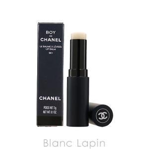 シャネル CHANEL ボーイドゥシャネルリップボーム #001 3g [950502]【メール便可】 blanc-lapin