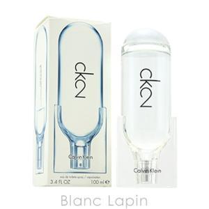 カルバンクライン Calvin Klein シーケーツー EDT 100ml [531991] blanc-lapin
