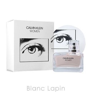 【箱・外装不良】カルバンクライン Calvin Klein ウーマン EDP 50ml [356933] blanc-lapin