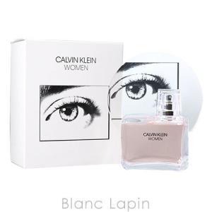 【箱・外装不良】カルバンクライン Calvin Klein ウーマン EDP 100ml [358463] blanc-lapin