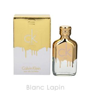 【ミニサイズ】 カルバンクライン Calvin Klein シーケーワンゴールド EDT 10ml [066073]|blanc-lapin