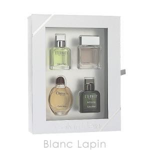 カルバンクライン Calvin Klein ミニチュアコレクションフォーメン 15mlx4 [107703] blanc-lapin