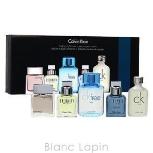 【ミニサイズセット】 カルバンクライン Calvin Klein デラックストラベルコレクションフォーメン 10mlX5 [501799]|blanc-lapin