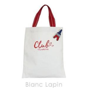 【バッグ・ポーチ汚れ】【ノベルティ】 クラランス CLARINS ミニトートバッグ [070544]【メール便可】|blanc-lapin