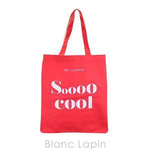 【ノベルティ】 クラランス CLARINS トートバッグ ソークール [300086]【メール便可】【hawks202110】|blanc-lapin