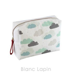 【ノベルティ】 クラランス CLARINS コスメポーチ #ホワイト [230062]【メール便可】|blanc-lapin