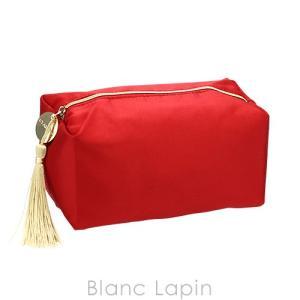 【ノベルティ】 クラランス CLARINS コスメポーチS #レッド [376418]【メール便可】|blanc-lapin