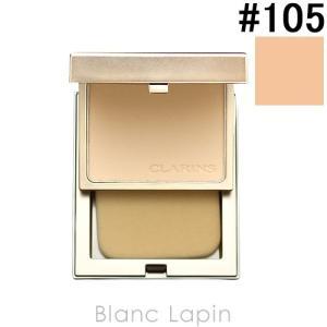 クラランス CLARINS エヴァーラスティングコンパクトファンデーションSPF15 #105 ヌード 10g [158427]|blanc-lapin