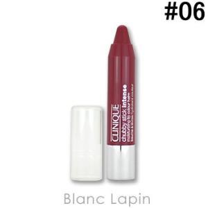 【ミニサイズ】 クリニーク CLINIQUE チャビースティックインテンスモイスチャライジングリップカラーバーム #06 ルーミエストローズ 1.2g [003542]|blanc-lapin