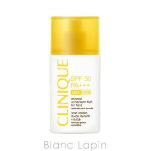 クリニーク CLINIQUE SPF30ミネラルサンスクリーンフルイドフォーフェース 30ml [776091]【メール便可】|blanc-lapin