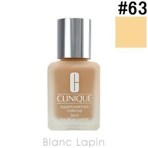 クリニーク CLINIQUE スーパーバランスドメークアップ #63 フレッシュベージュ 30ml [498092]|blanc-lapin