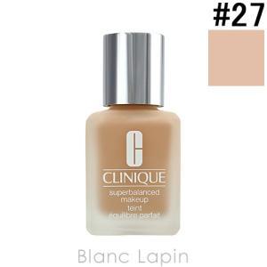 クリニーク CLINIQUE スーパーバランスドメークアップ #27 alabaster 30ml [998172]|blanc-lapin