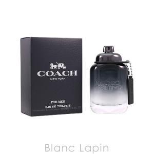 コーチ COACH コーチフォーメン EDT 60ml [086332]|blanc-lapin