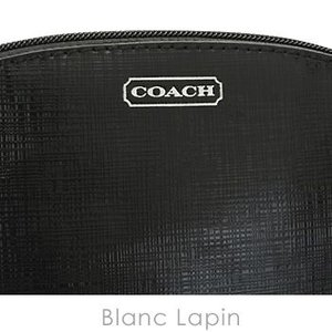 コーチ COACH コスメポーチ ダルシーサフィアーノパテントレザーラージコスメティック #ブラック [015989] blanc-lapin 05