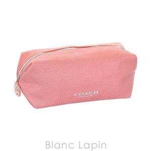 【ノベルティ】 コーチ COACH コスメポーチ フローラルブラッシュ #ピンク [109550] blanc-lapin