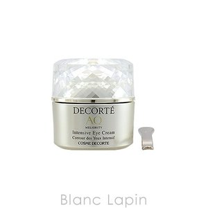 コーセー/コスメデコルテ KOSE/COSME DECORTE AQミリオリティインテンシブアイクリーム 20g [364545]|blanc-lapin