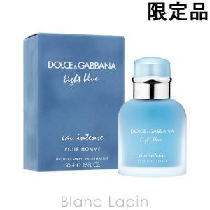 ドルチェ&ガッバーナ Dolce & Gabbana ライトブルーオーインテンスプールオム EDP 50ml [273555]|blanc-lapin