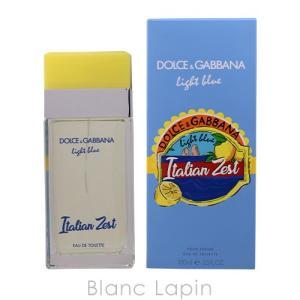 ドルチェ&ガッバーナ Dolce & Gabbana ライトブルーイタリアンゼスト EDT 100ml [045656]|blanc-lapin