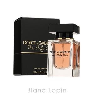 ドルチェ&ガッバーナ Dolce & Gabbana ザ・オンリーワン EDP 30ml [452459]|blanc-lapin