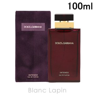 ドルチェ&ガッバーナ D&G インテンス EDP 100ml [020691]|blanc-lapin