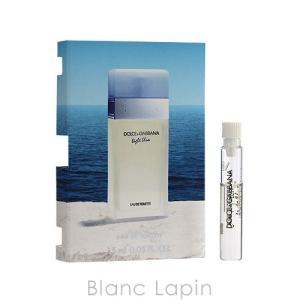 【ミニサイズ】 ドルチェ&ガッバーナ Dolce&Gabbana ライトブルー EDT 1.5ml [146552]|blanc-lapin