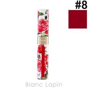 ドルチェ&ガッバーナ Dolce&Gabbana ドルチェシモマットリキッドリップカラー #8 Red 5ml [014850]【メール便可】【決算キャンペーン】|blanc-lapin