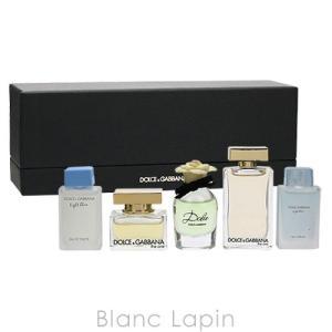 【ミニサイズセット】 ドルチェ&ガッバーナ Dolce&Gabbana ミニチュアセット [035534]|blanc-lapin