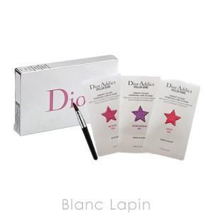【ミニサイズセット】 クリスチャンディオール Dior ディオールアディクトステラーシャイントライアルセット2 #536/891/976 0.4mlx3 [068596]【メール便可】|blanc-lapin