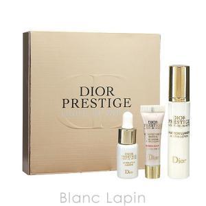 【ミニサイズセット】 クリスチャンディオール Dior プレステージホワイトコレクションキット2 [453189]|blanc-lapin