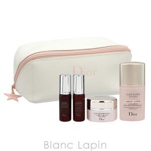 【ミニサイズセット】 クリスチャンディオール Dior カプチュールトータルスキンケアセット8 #ホワイト [473699]|blanc-lapin