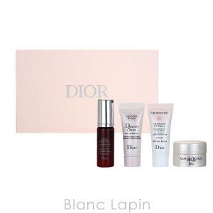 【ミニサイズセット】 クリスチャンディオール Dior スキンケアトライアルボックスセット 7mlx3/5ml [076874]|blanc-lapin